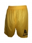 Short r�versible Chicago City jaune et noir