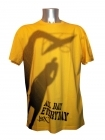 All Day Tee jaune et noir