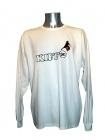 Tee-shirt Manches Longues Colorado Town blanc