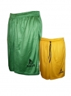 Short r�versible Chicago Park vert et jaune