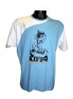 Tee-shirt Dunker Playground Bleu / Blanc