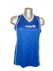 Maillot B Ball Woman bleu